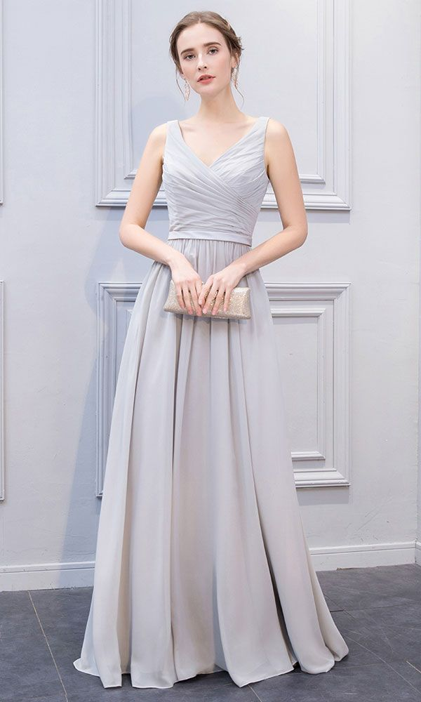 formal simple gowns