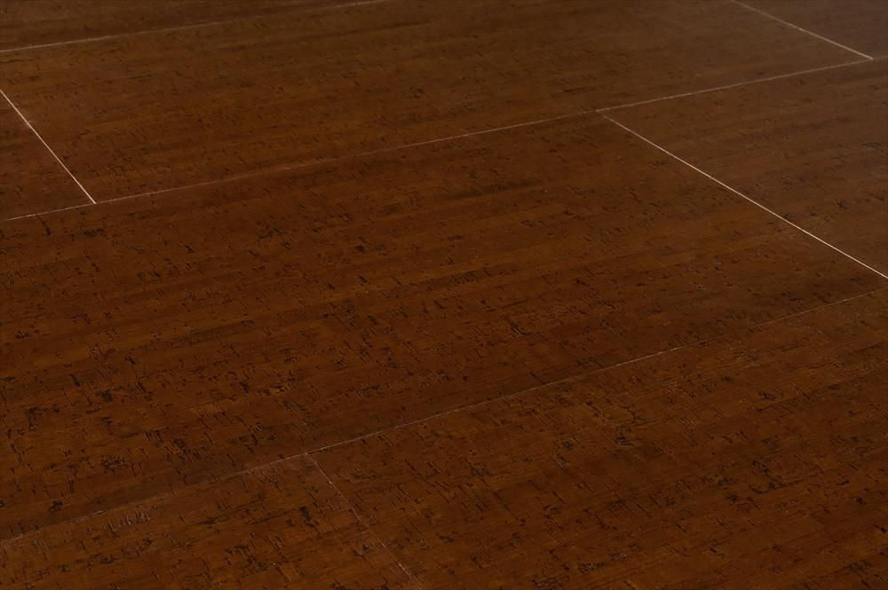 Builddirect Cork Porto Tile Collection Glue Down Floor Ipanema Angle View