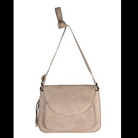Latico Tiffin Crossbody Bag in Crinkle White $198 Elizabeth Boutique #latico #handbags #crossbody