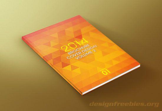 Free Illustrator Templates Vector Brochure Cover Designs Vol 2