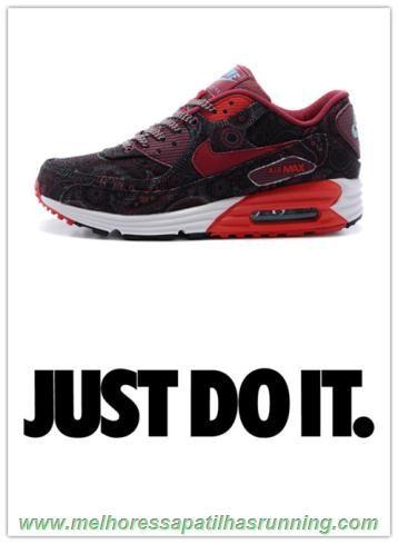 new styles 55ed8 af015 Suits and Ties 705068-601 Nike Air Max Lunar 90 PRM QS Borgonha  profundo hiper Jade-vermelho desafio Masculino