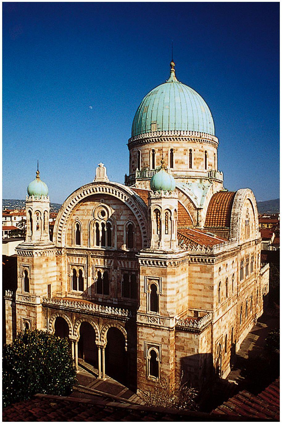 Italian Florence: Trieste Ghetto - Sinagoga
