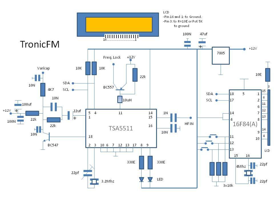 Circuits Online - Forum - Hoe moet ik PLL aansluiten op een BF981 ...