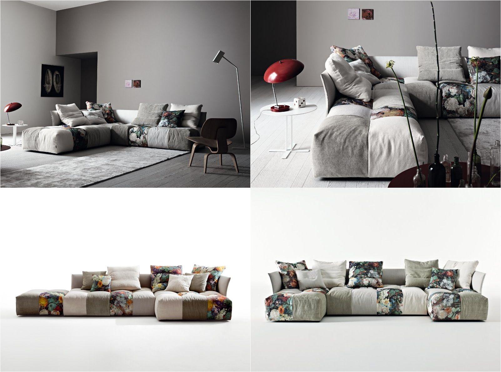 Pixel Collection Modular Sofa Variant Saba Italia Design By Sergio Bicego Sleeping