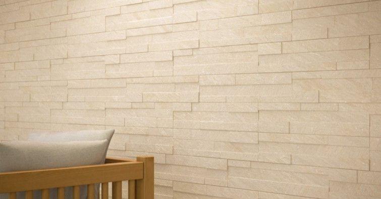 Marca Corona #Stoneline Ivory 20x60 cm 7960 #Feinsteinzeug - pvc fliesen küche