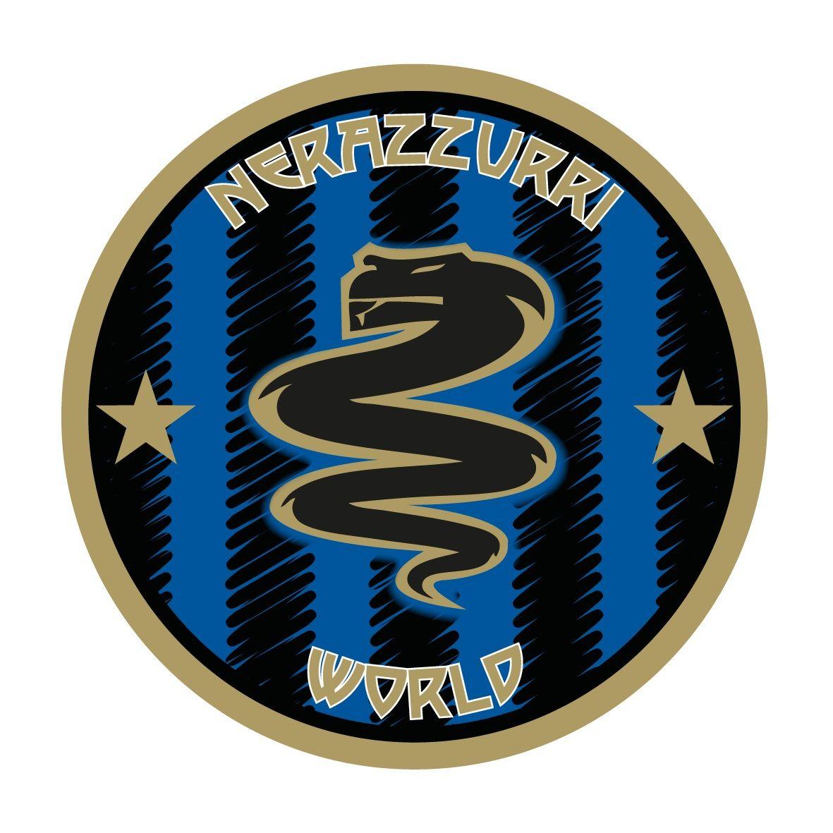Gambar Logo Inter Milan Logo Sepak Bola Pinterest Logos And