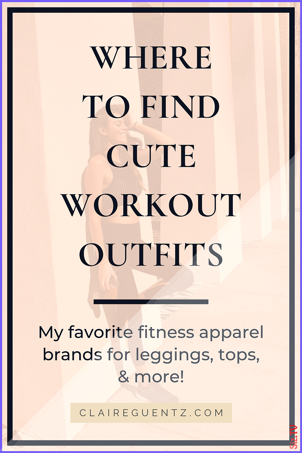 Workout Outfit Inspiration Workout Outfit Inspiration Claire Guentz Lifestyle 038 Fitness claireguen...