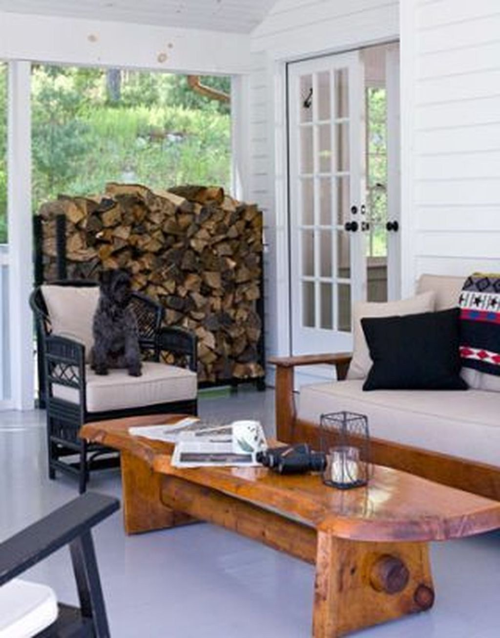 36 Inspiring Colonial Farmhouse Designs Ideas You Must