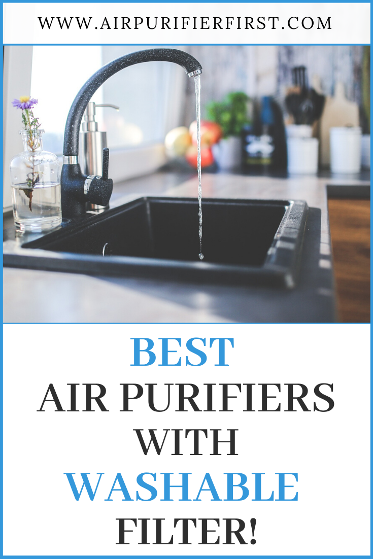 Best Air Purifiers With Washable Filter! Air purifier