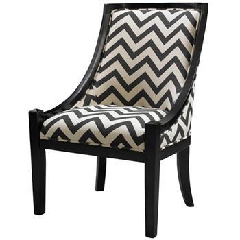 Carnegie Chevron Chair