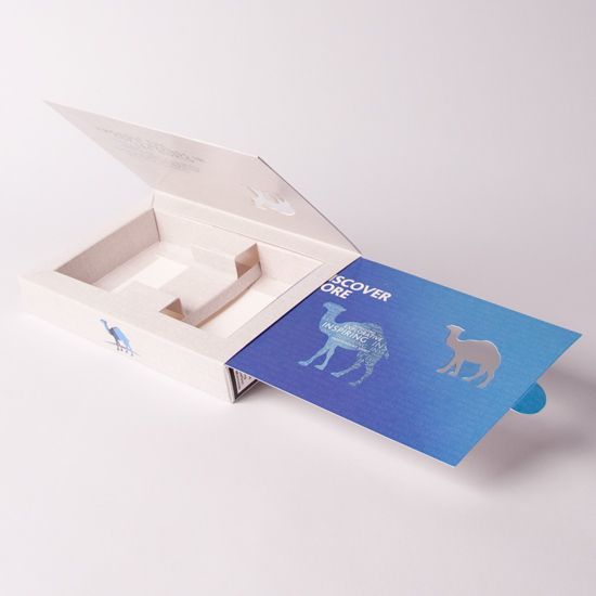 Sliding Box For Mailing Packaging Packaging And Pos