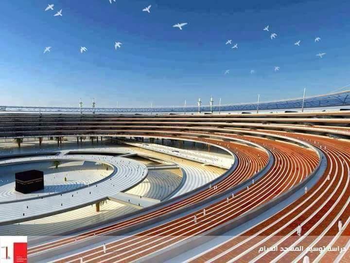 The future    | Makkah al-Mukarramah | Islamic pictures, Islamic