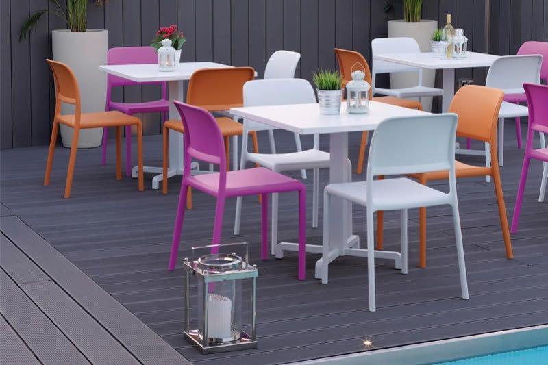 Nardi Sedie ~ Sedia riva multicolor tavoli e sedie da giardino