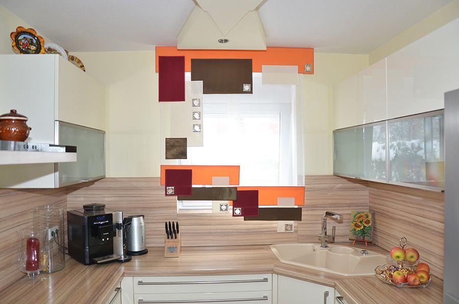Küche \ Bad « Gardinen Liliya kitchen Pinterest - gardine für küche
