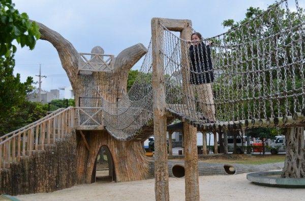 Okinawa Hai Halloween 2020 Adan Kid's Park (AKA Ewok Playground)   Okinawa, Okinawa japan, Park