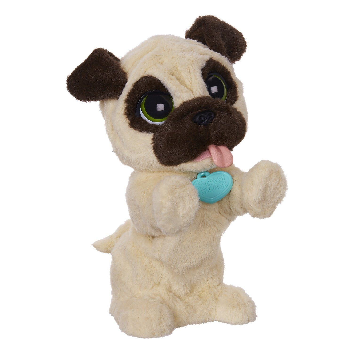 Furreal Friends Jj My Jumpin Pug Pet Plush Fur Real Friends Dog Toys Plush Dog