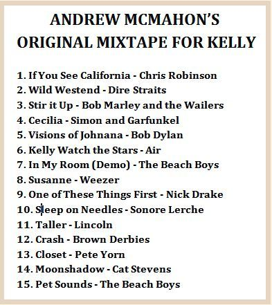 Image Result For Andrew Mcmahon Kelly Andrew Mcmahon Words Lyrics Meaning