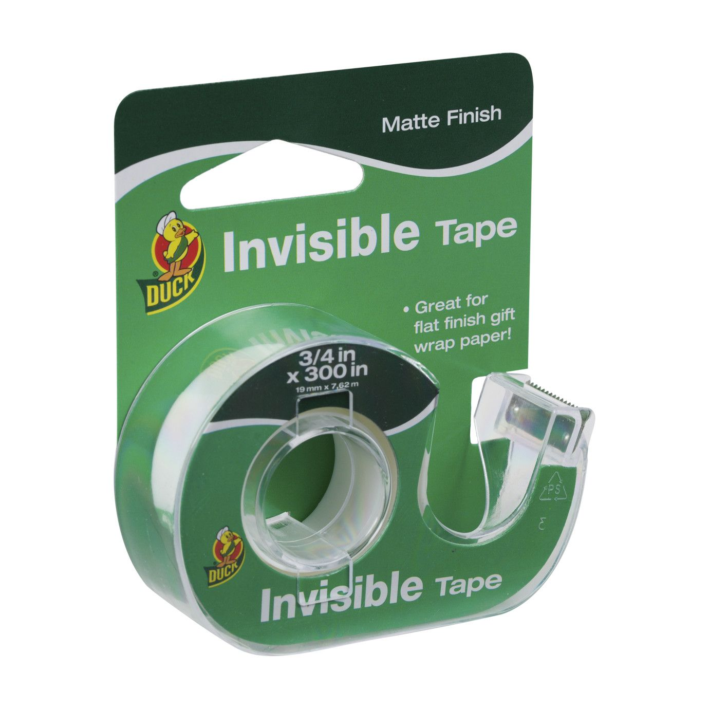 Matte Finish Invisible Tape Duck Brand Http Duckbrand Com