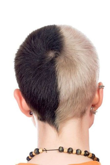 Www Short Haircut Com Wp Content Uploads 2014 12 Hair Colors For Short Hair 2014 14 Jpg Punk Hair Short Hair Styles Short Hair Color