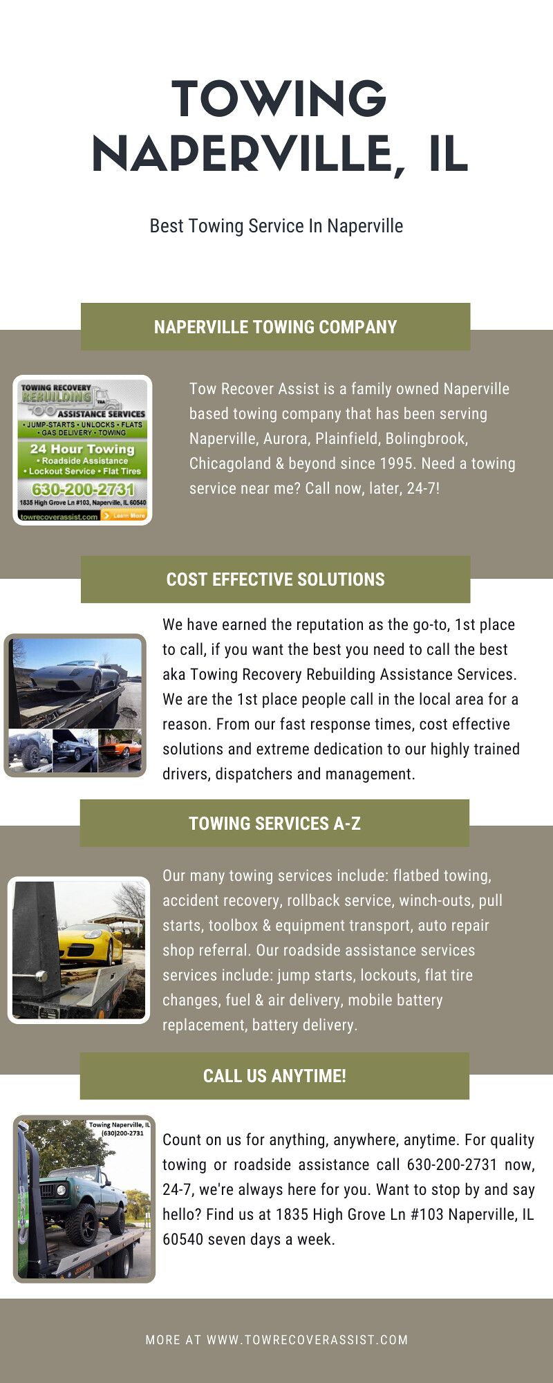 190 Towing Naperville Il Ideas In 2021 Towing Service Towing Company Naperville