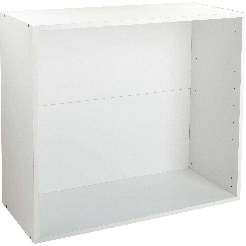 Caisson De Cuisine Haut H80 70 Delinia Blanc L80 X H70 X P35 Cm 32eur Furniture Home Decor Home Kitchens