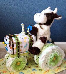 Perfekte Geschenk oder BabyDuscheHerzstück! Für eine