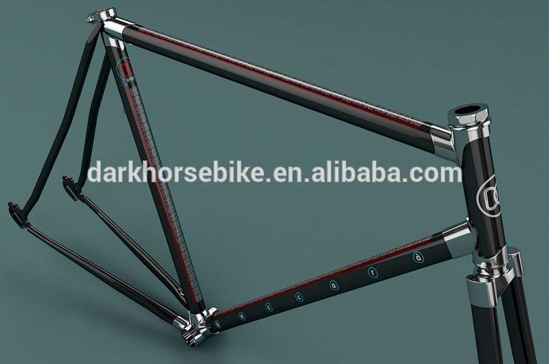 Lugged Titanium alloy 700c/road/track bike/bicycle frame