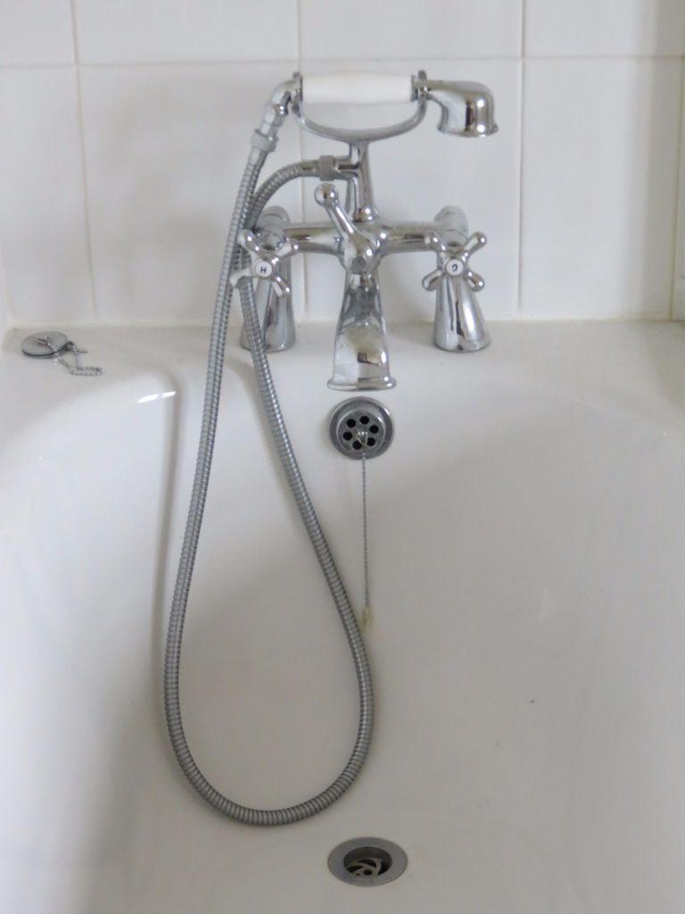 Bath Mixer Taps With Shower Attachment bath mixer taps with shower attachment double ended slipper house