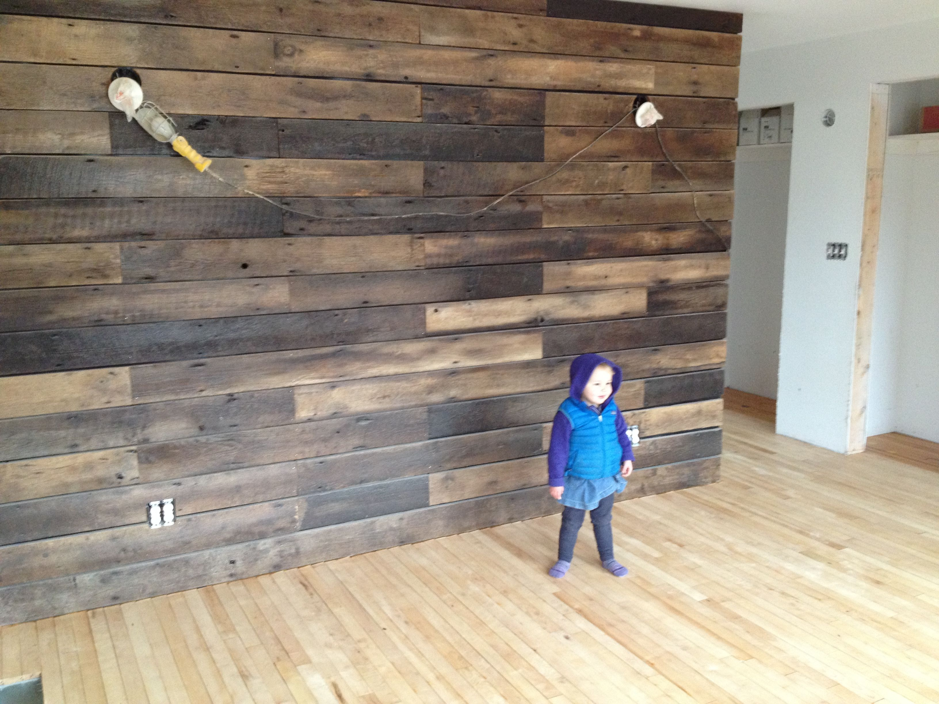 Reclaimed Floors and Accent Walls Latitude 38