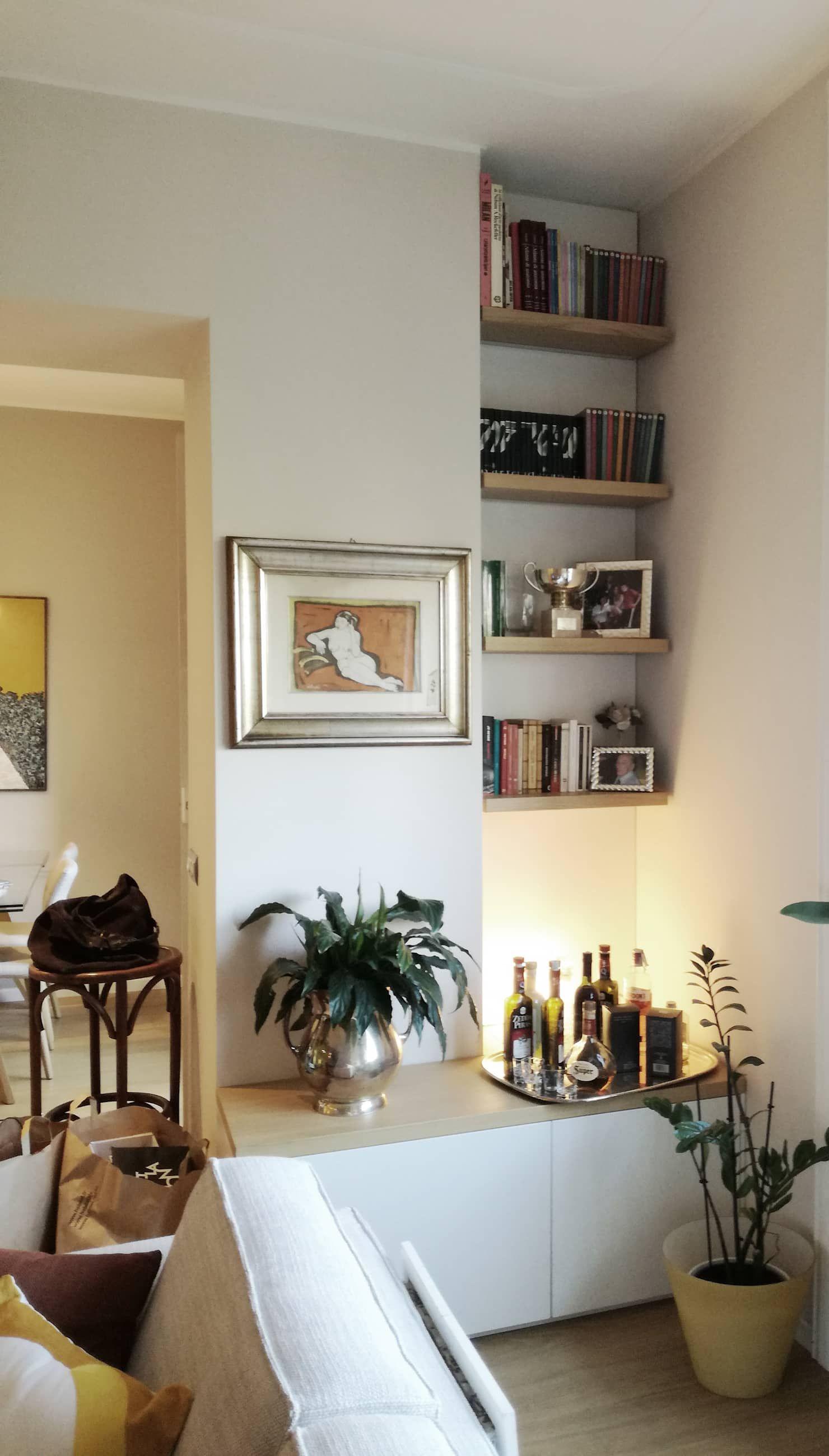 Classico moderno soggiorno classico di alma design ...