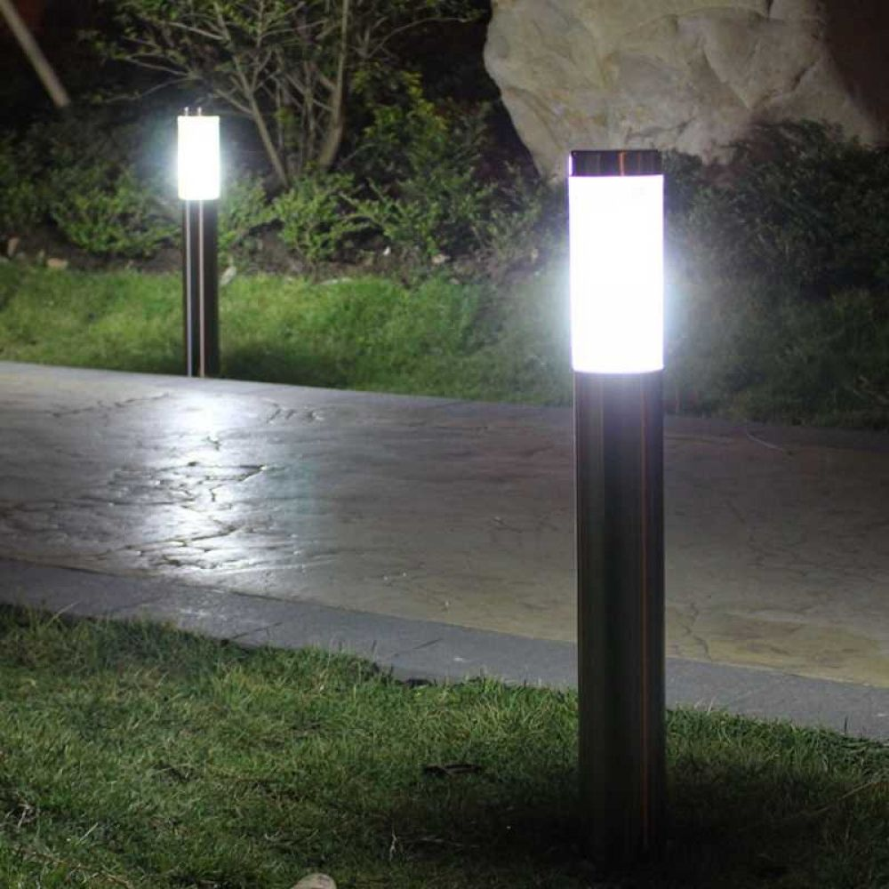 30 Cm Waterproof Led Lawn Lights Lamps Zone Lawn Lights Gate Lights Lamp
