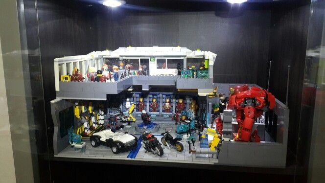 My Tony Stark Malibu House And His Workshop
