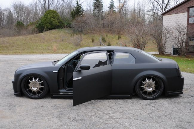 Paint job!!!! Chrysler 300C Forum 300C & SRT8 Forums