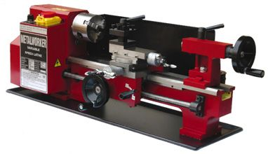 Mini lathes are sold by LittleMachineShop com, Grizzly