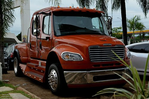 Freightliner M2 Sport Chassis