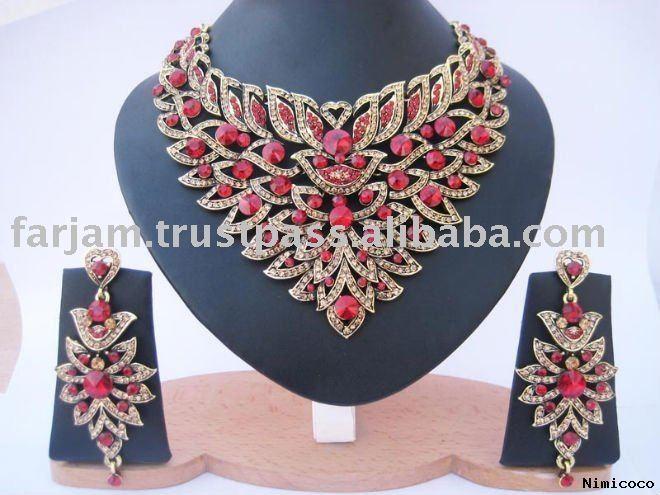 Diamond Sets Indian Jewellery INDIAN DESIGNER AMERICAN DIAMOND