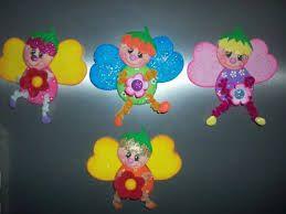 Resultado de imagen para venta muñecas de foami en tegucigalpa