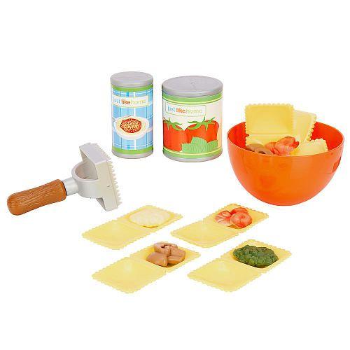 Toys R Us Food : Just like home ravioli dinner playset max s th bday