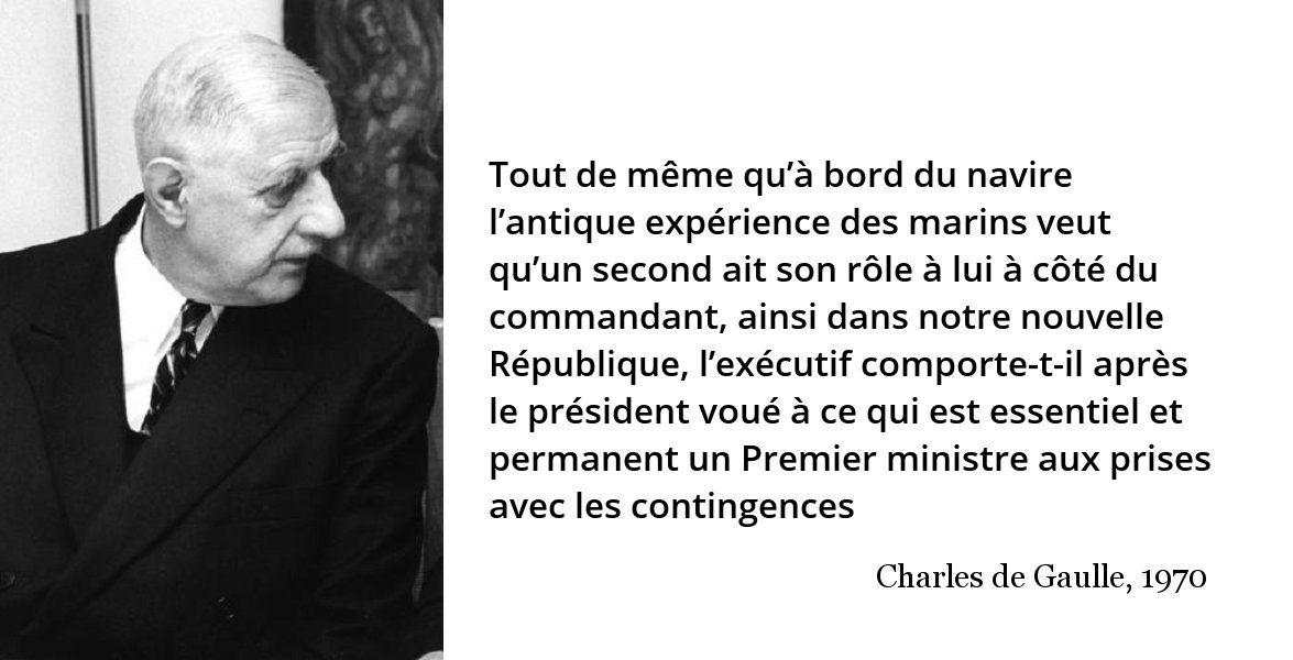 21 Decembre 1958 De Gaulle Est Elu President De La Republique Citation De Gaulle Gaulle Republique