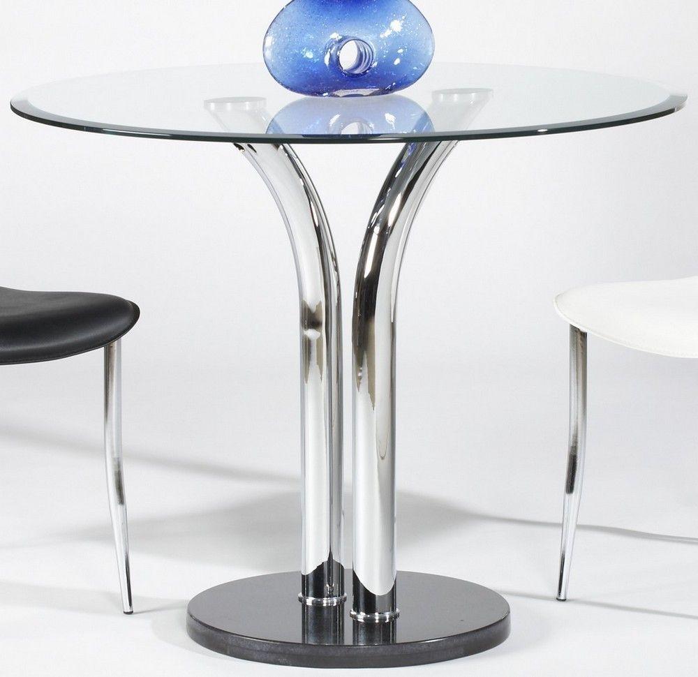 36 Round Glass Table Topper