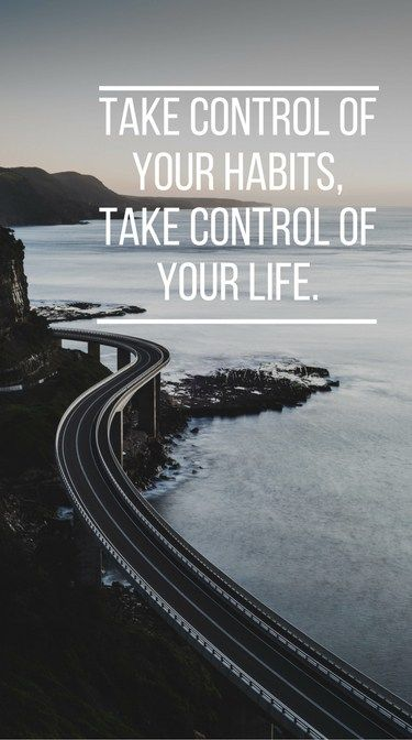 Breaking Bad Habits Quotes - Mobile Wallpapers | You Are Your Reality