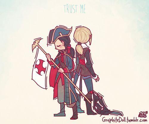 [AC3/AC4 BF] Trust Me