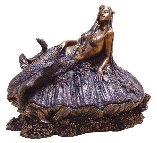 Paint Your Own Beautiful Ceramic Keepsake Atargatis The Mermaid