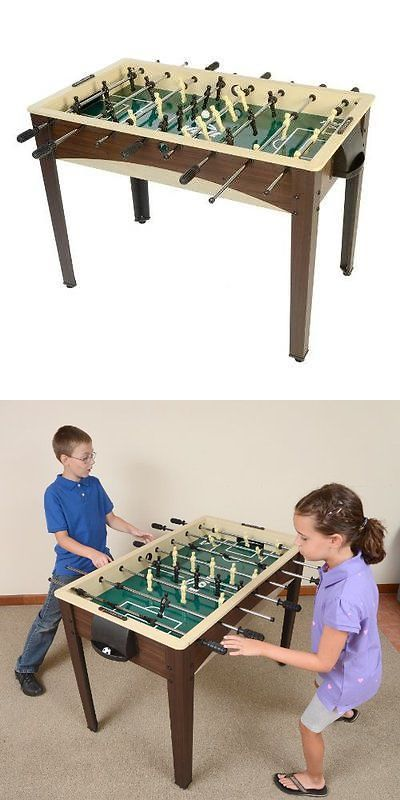 Foosball 36276: Voit Free Kick Foosball Table, 48 Inch New  U003e BUY