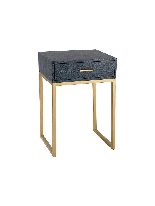 Lara Side Table Navy Furniture Pinterest Table