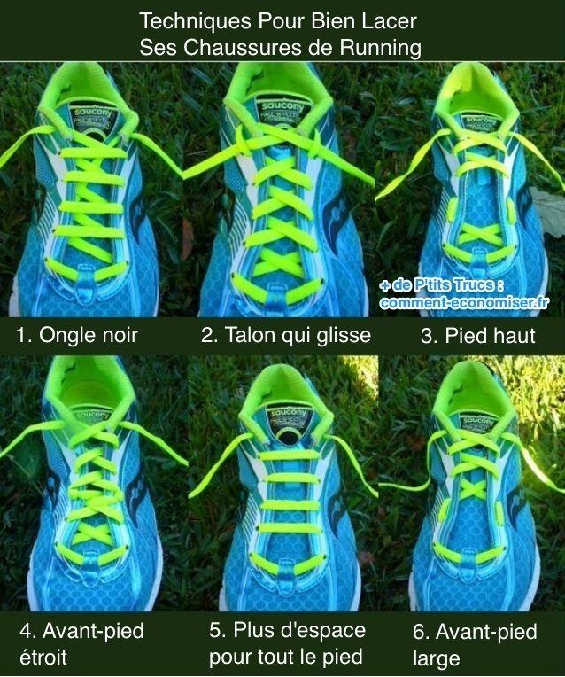 Les Techniques à Connaître Pour Bien Lacer Ses Chaussures de