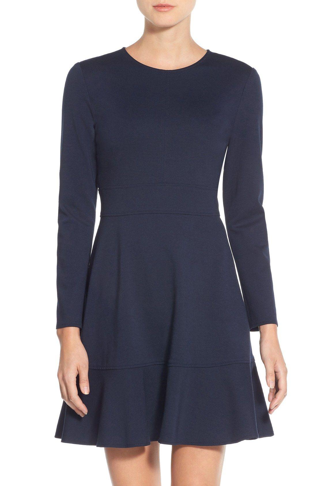Moderno Vestido De Cóctel Negro Nordstrom Componente - Ideas de ...
