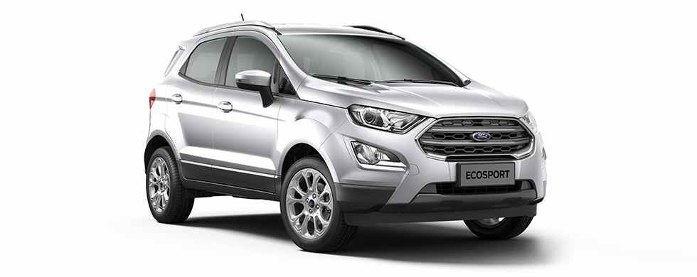 Ford Ecosport 2018 Colors Blue Black White Silver Grey Red