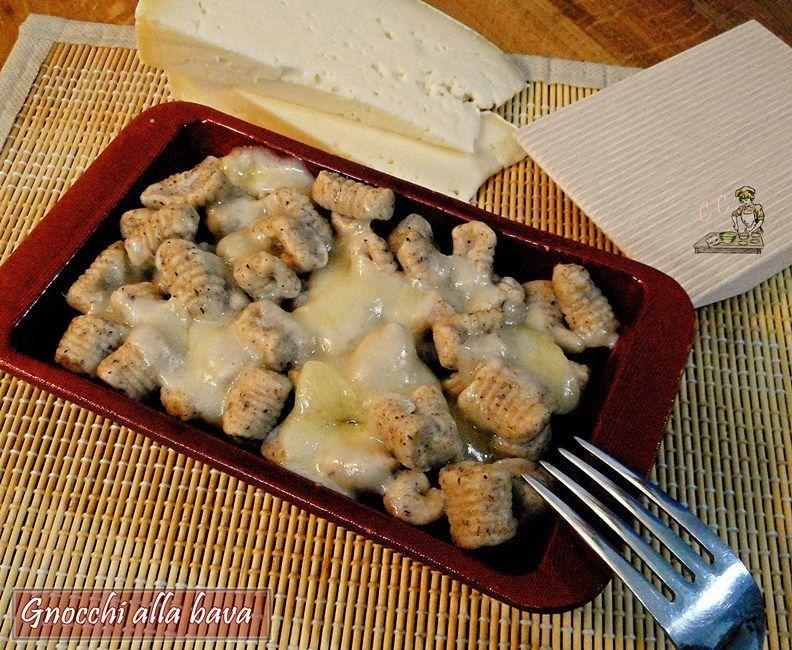 Ricetta Gnocchi In Colla.Gnocchi Alla Bava Del Blog Cucina Casareccia Ricette Gnocchi Ricette Facili