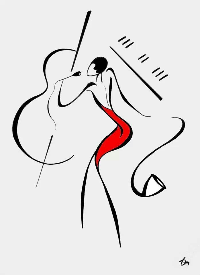 Pingl par janine boue sur feel the line tatyana for Art minimaliste musique